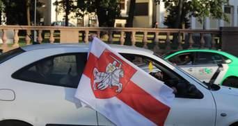 """Мінськ гуде: водії масово вмикають пісню Цоя """"Перемен"""" на підтримку затриманих діджеїв – відео"""