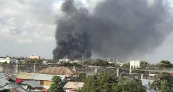 У Сомалі біля військової бази прогримів вибух, є жертви