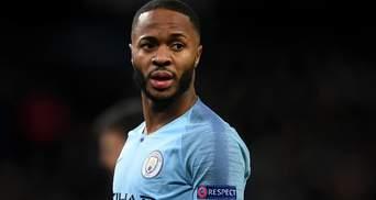 """Футболисты """"Манчестер Сити"""" не поддержали одноклубника, который перед матчем стал на колено"""