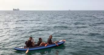 Британия использует армию для сдерживания потока мигрантов