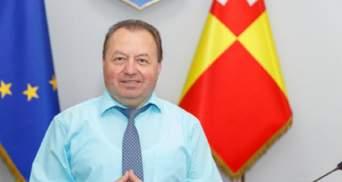 Исполняющий обязанности мэра Луцка заболел коронавирусом