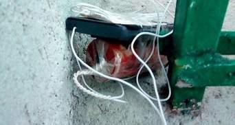 Біля офісу ОПЗЖ у Києві знайшли вибухівку: поліція вже знешкодила її