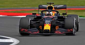 Ферстаппен прервал победную серию Mercedes, выиграв гран-при 70-летия Формулы-1