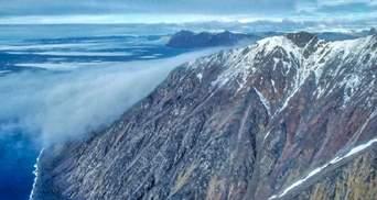 NASA показало знімки зниклих льодовиків Арктики – фото та відео