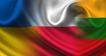"""Представники """"Люблінського трикутника"""" закликали Білорусь не застосовувати силу: заява глав МЗС"""