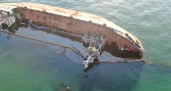 За поднятие танкера Delfi заплатит частная компания