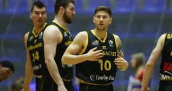 Два украинских клуба выступят в групповом этапе Кубка Европы ФИБА в следующем сезоне