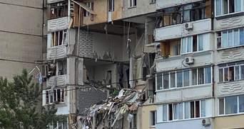Вирішили долю будинку на Позняках, який зруйнував вибух: що з ним зроблять