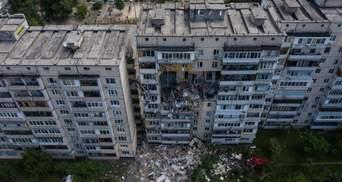 Все семьи из разрушенного взрывом дома на Позняках получили новое жилье, - Зеленский