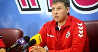 Известный украинский клуб официально уволил главного тренера и спортивного директора