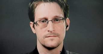 Дональд Трамп роздумує над помилуванням Едварда Сноудена: деталі