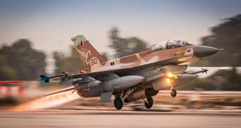 Израиль ответил на ракетный обстрел: авиаудары попали в объекты ХАМАСа