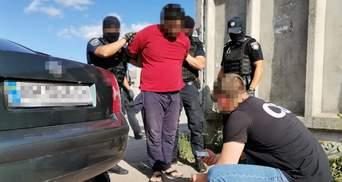 У Житомирі затримали бойовика ІДІЛ: фото