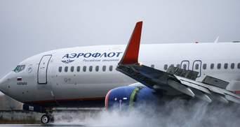 Украина вышла из авиационных договоров СНГ из-за полетов России в оккупированный Крым