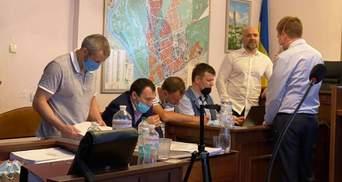 Убийство Гандзюк: суд арестовал предполагаемых организаторов Мангера и Левина