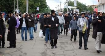 Потрібне вольове рішення керівництва країни: лідер євреїв про приїзд хасидів до Умані