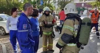 В оккупированном Севастополе прогремел взрыв в жилом доме, нашли тело погибшего
