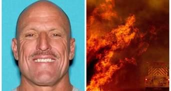 Ужасные пожары в Калифорнии: пилот вертолета разбился во время тушения пламени – фото, видео