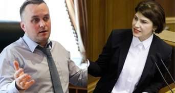 На Холодницкого не было давления, но были плохие отношения с Венедиктовой, – Чумак