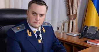 Что заставило прокурора Холодницкого написать заявление на увольнение – Есть вопросы
