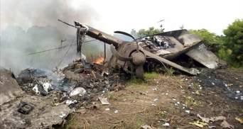 Катастрофа літака у Південному Судані: є багато загиблих – фото, відео