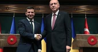 Перемирие на Донбассе и обмен пленными: Зеленский провел телефонный разговор с Эрдоганом