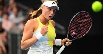 Украинка Ястремская победила легендарную Уильямс на турнире в Нью-Йорке: видео