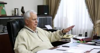 Местные выборы на Донбассе: письмо Кравчука о соответствии минским соглашениям поступило в Раду