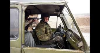 Под Полтавой создали мурал первому погибшему в войне на Донбассе: фото