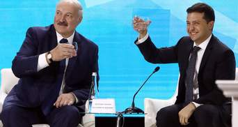 Неочікувано: Лукашенко таки привітав Зеленського з Днем Незалежності