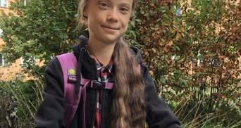 Экоактивистка Грета Тунберг решила вернуться в школу