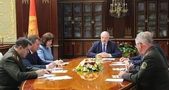 Борьба с забастовками и протестами и цензура в СМИ: решение Совбеза Беларуси