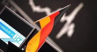 ВВП Німеччини рекордно впав: найбільше падіння за 50 років