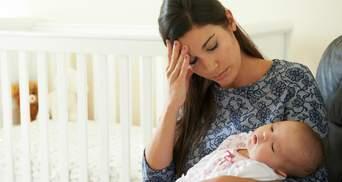 Синдром сумної мами: як позбутись смутку після пологів
