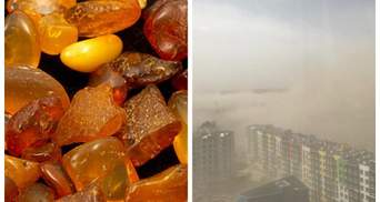 Бурштинові копачі та піщані бурі в Києві: який між ними зв'язок
