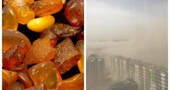 Янтарные копатели и песчаные бури в Киеве: какая между ними связь