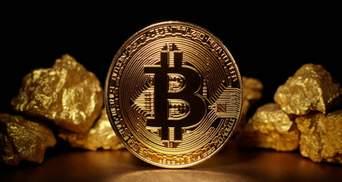 Золото й біткойн ще більше подорожчають: аналітик Bloomberg спрогнозував наскільки