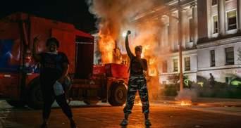 У США спортсмени бойкотують змагання через розстріл темношкірого чоловіка поліцейськими