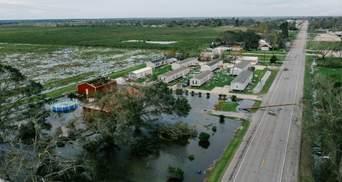 Ураган Лаура свирепствует в США: число погибших возросло – фото, видео