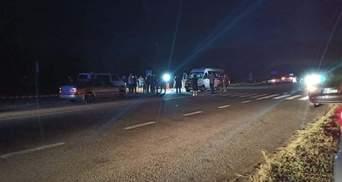 Напад на автобус на Харківщині: з'явилось відео інциденту