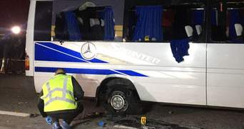 Расстрел автобуса под Харьковом: в каком состоянии пострадавшие