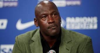 Протесты подождут: легендарный Джордан спас сезон в НБА