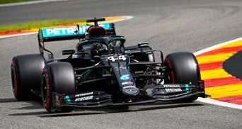 Формула-1: Ferrari позорно провалила квалификацию гран-при Бельгии, поул Хэмилтона