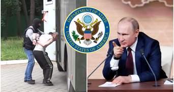 Росія нахабно сіє хаос і розбрат, – у США жорстко відреагували на заяву Путіна про вагнерівців