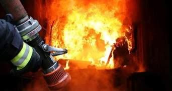 Ужасный пожар в доме на Черниговщине: погибли два человека, в том числе ребенок
