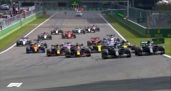 Формула-1: Хэмилтон уверенно победил на Гран-при Бельгии, полный провал Ferrari