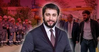 Кандидат в мэры Кривого Рога: биография Дмитрия Шевчика