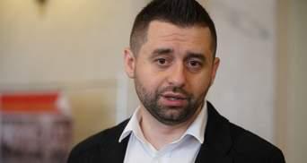 Арахамия прокомментировал слухи об увольнении с должностей 3-х министров