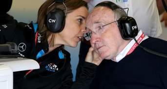 Легендарна сім'я Вільямс покидає Формулу-1: команда Williams отримає нового власника