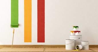 Краска для ремонта и аллергия: как избежать неприятностей